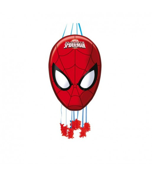 Piñata Perfil Ultimate Spiderman