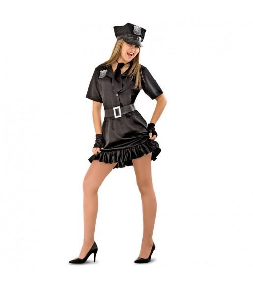Déguisement Policier femme