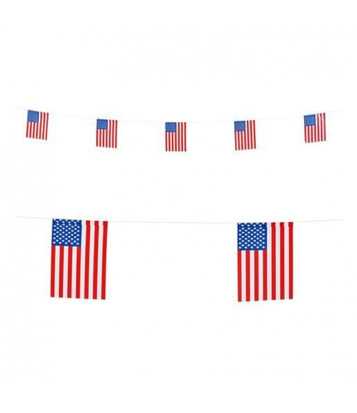 Drapeaux États Unis
