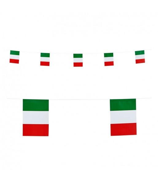 Drapeaux Italie