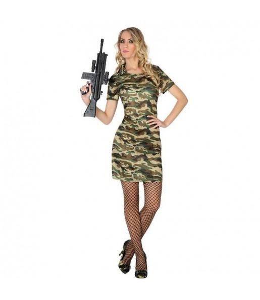 Déguisement Militaire pour femme