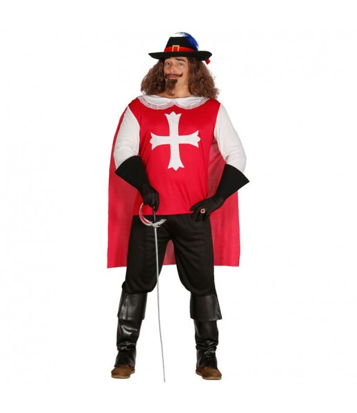 Déguisement Mousquetaire D'Artagnan