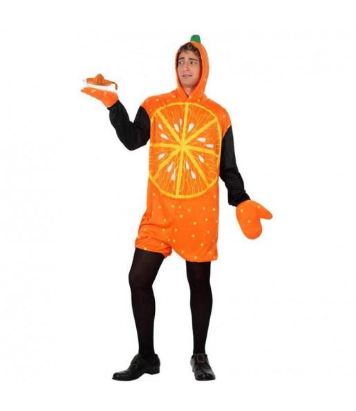 Déguisement Orange