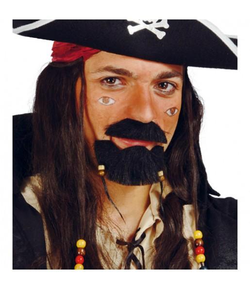 Bouc et Moustache Pirate