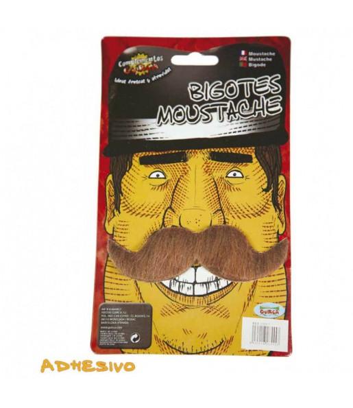 Moustache Châtaigne