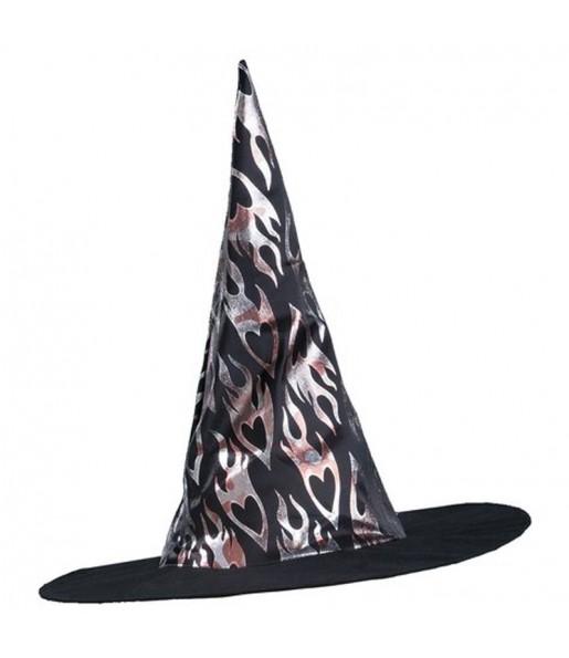 Chapeau Sorcière Tissu