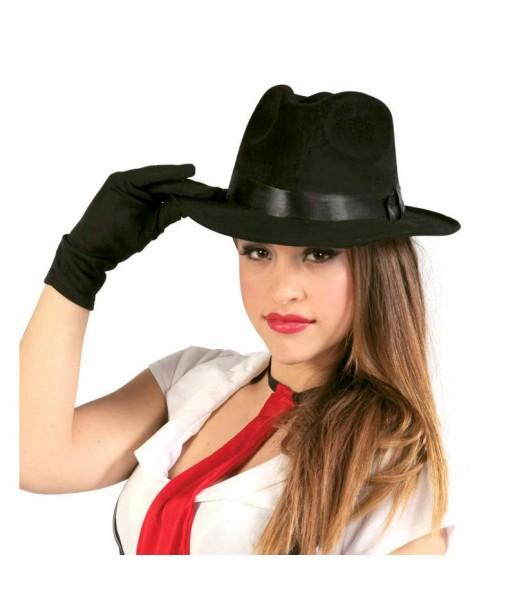 Chapeau Borsalino Roi de Pop