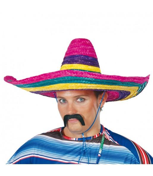 Chapeau Méxicain Multicolore
