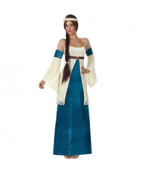 Déguisement Dame Médiévale pour femme