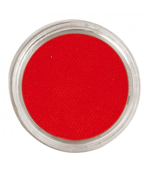 Maquillage à l'eau – Rouge