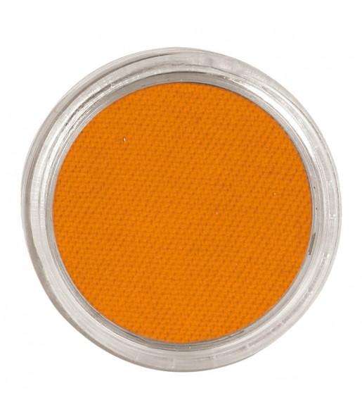 Maquillage à l'eau – Orange