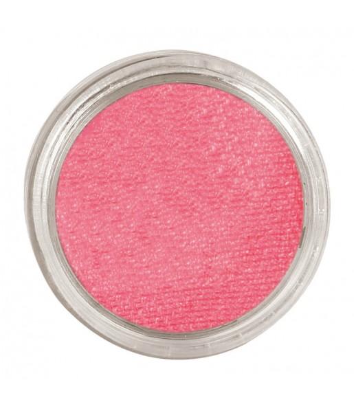 Maquillage à l'eau – Rose