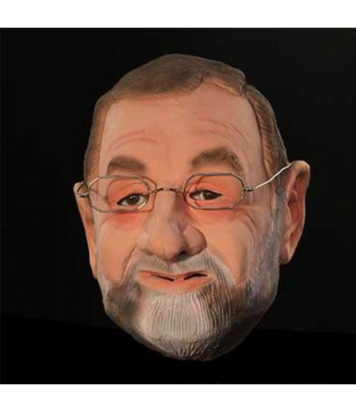 Masque Mariano Rajoy