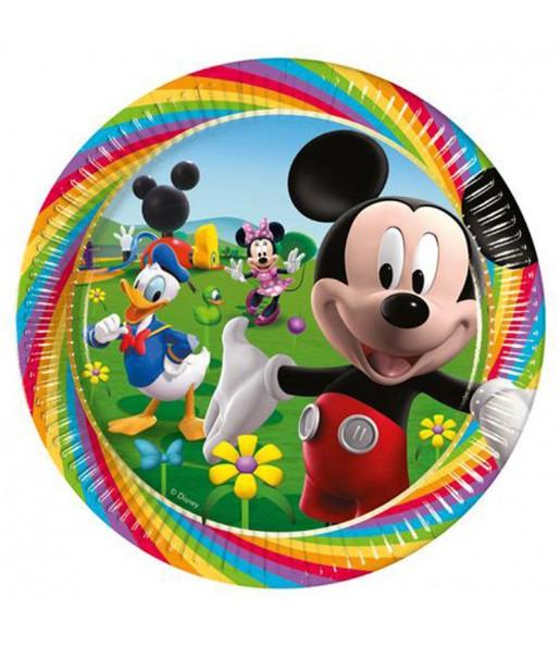 Assiettes Mickey Colours - Disney™