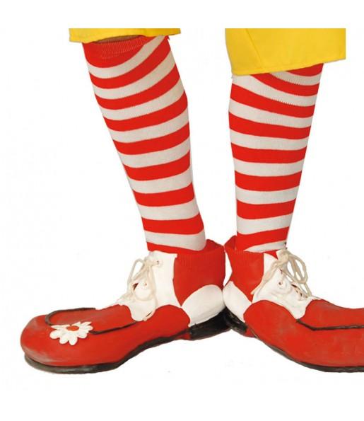 Chaussettes Clown