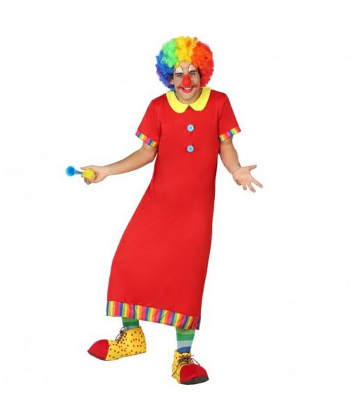 Déguisement Clown TV
