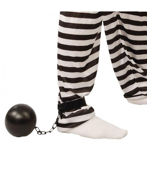 Boule avec chaîne Prisonnier