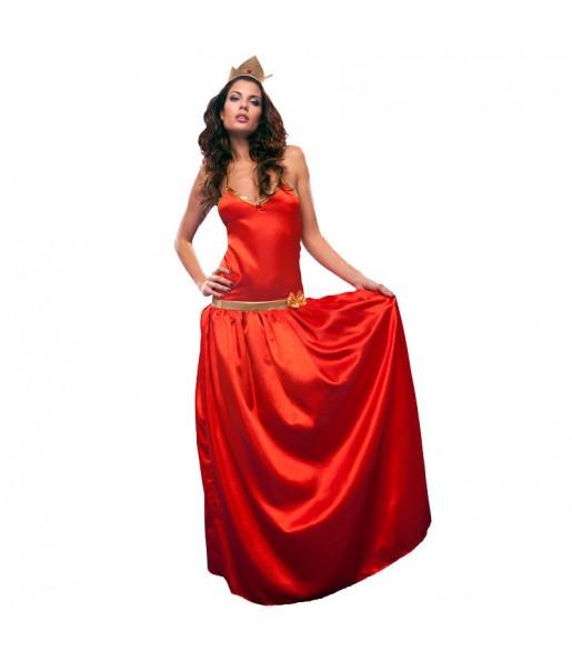 Déguisement Princesse Rouge