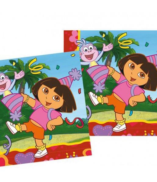 Serviettes Dora l'Exploratrice - Nickelodeon™