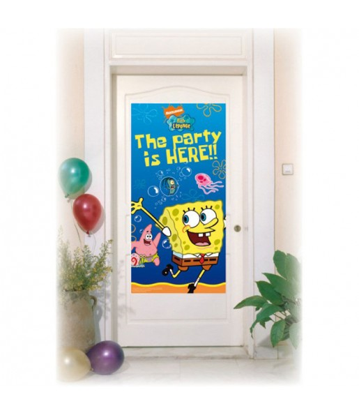 Drapeau Bob l'Éponge - Nickelodeon™