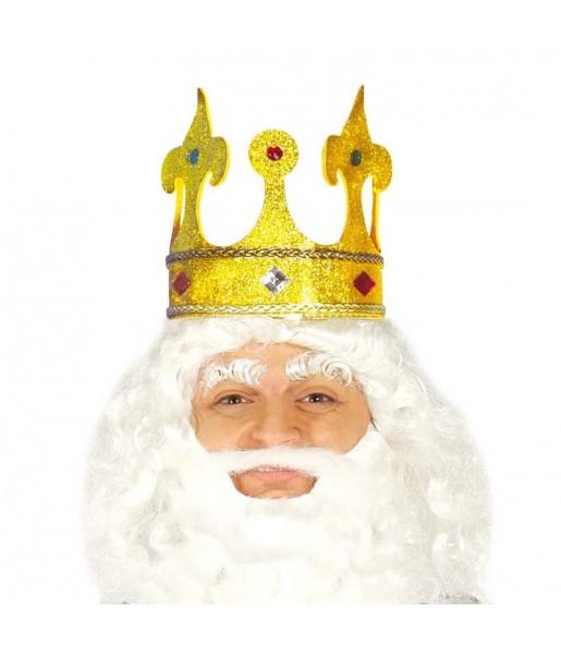 Couronne pour Roi Dorée