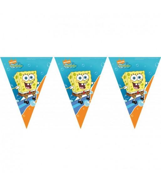 Guirlande Bob l'Éponge - Nickelodeon™