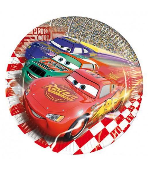 Assiettes Cars - Disney™
