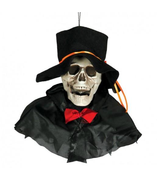 Crâne avec Chapeau