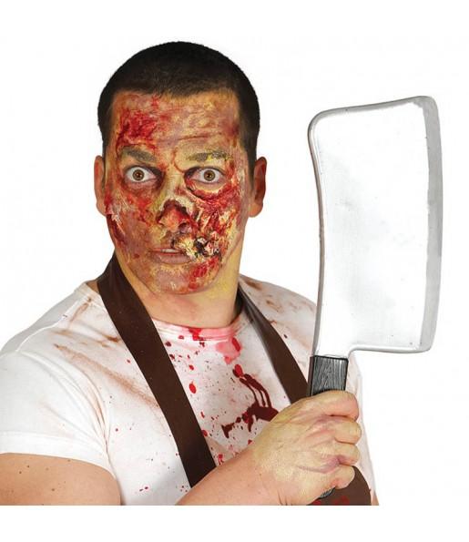 Couteau Boucher Halloween