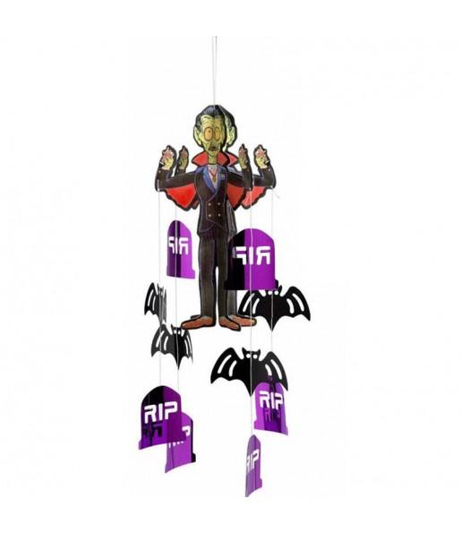 Décoration à suspendre Vampire Halloween