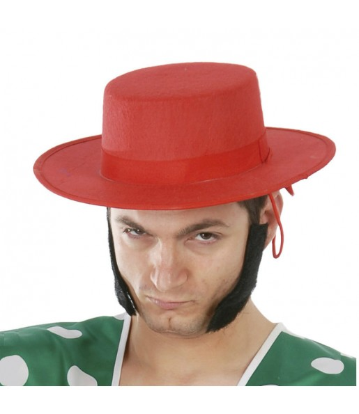 Chapeau Cordouan Rouge