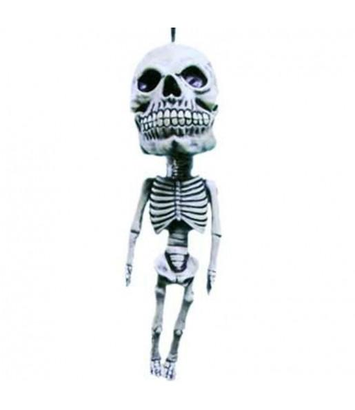 Décoration à suspendre Squelette