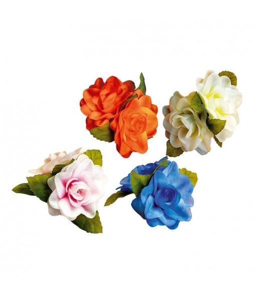 Fleur avec pince