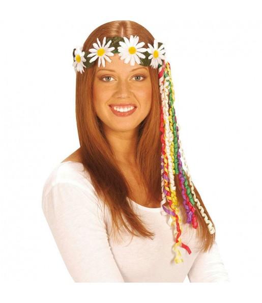 Diadème Fleurs Hippie