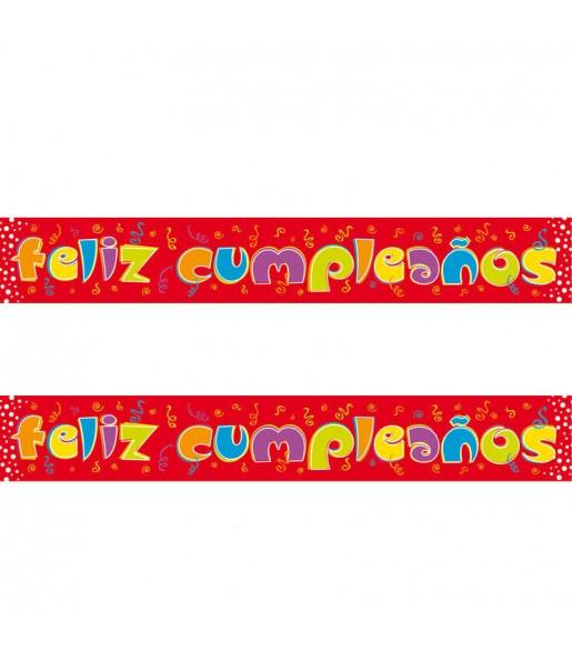 Bandas Feliz Cumpleaños