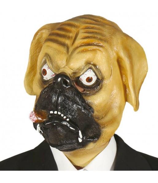 Masque Chien BullDog