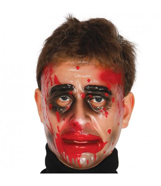 Masque Zombie Transparent
