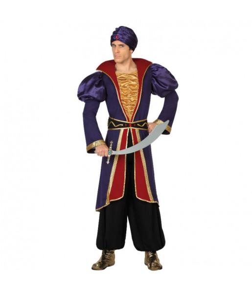 Déguisement Prince Arabe Jafar