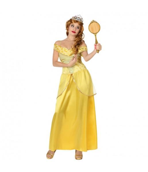 Déguisement Princesse Belle Longue