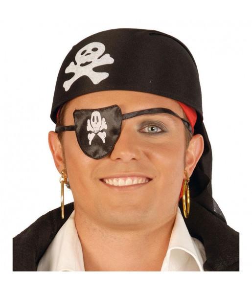Calot Pirate Tête de Mort
