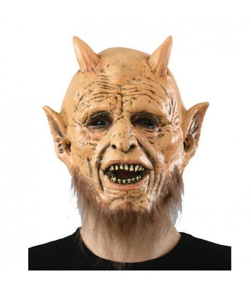 Masque Démon avec barbe