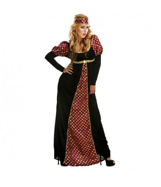 Déguisement Princesse Médiévale pour adulte