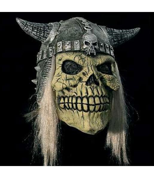 Masque de Viking Tête de Mort