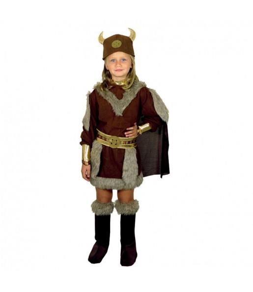 Déguisement Viking pour fille