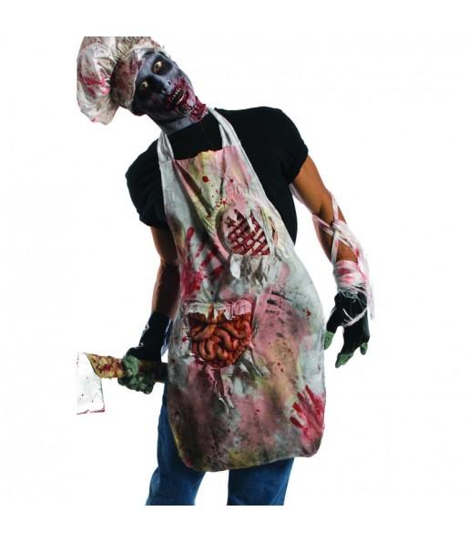 Tablier Boucher Zombie