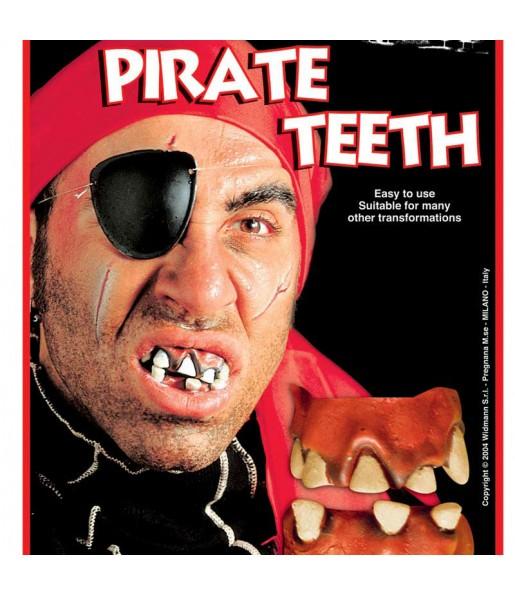 Dentier Pirate Boucanier