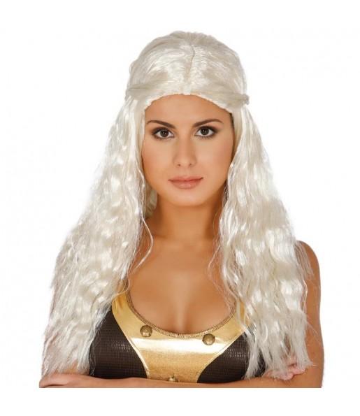 Perruque Daenery Targaryen