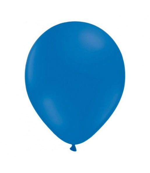 50 Ballons - Bleu