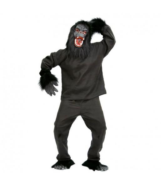 Déguisement Gorille noir
