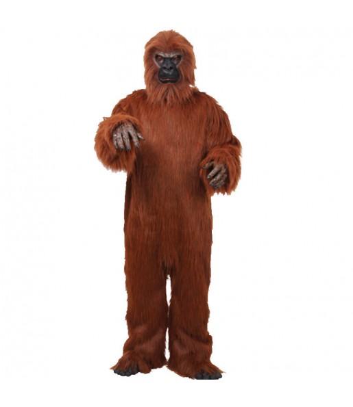 Déguisement Gorille Luxe